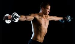 Программа тренировок на 3 дня для набора мышечной массы эндоморфу