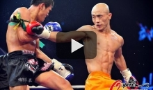 Shaolin monk vs U.S. Navy SEALs Boxer