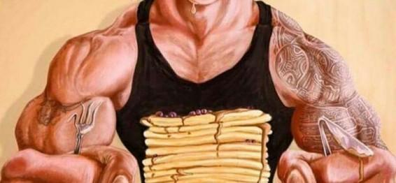 Протеинови палачинки, мммм!