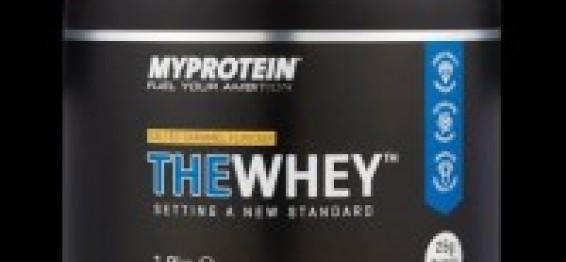 The Whey, протеинът, който няма да ви разочарова!